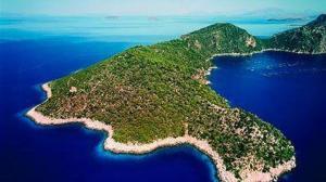 Isla griega de Oxia, donde se desarrolló la mítica Batalla de Lepanto. Comprada por 5 mill de euros