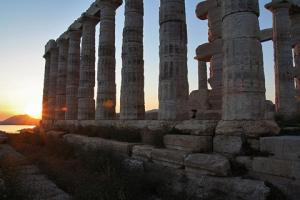 ..!! Compre el  templo de Poseidón en Sunio !!