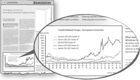 Informaciçon del 201o, donde se ve la gran rentabilidad de comprar CDS griegos