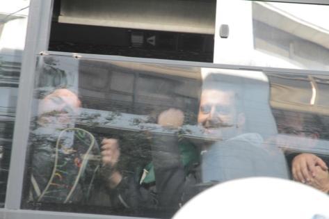 Hubo 40 detenidos . Foto Elias Theodoropoulos