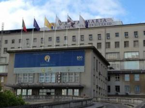 hospital sta maria .portugal