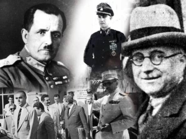 La familia Papaconstantinou se enriqueció y estableció sus redes político- financieras en Grecia por su colaboración con los ocupantes nazis en la guerra.