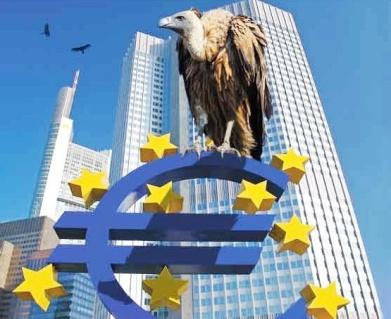 La decisión de la Troika de levantar la prohibición de desahucios en 2014, lleva a fondos internacionales de inversión inmobiliarias a Grecia  a la búsquedad de futuras propiedadesFoto. const4ntinos.com/