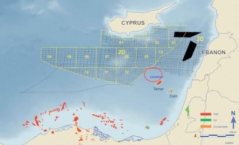 Chipre cuenta ahora con reservas de gas natural valuadas en alrededor de 100.000 millones de euros, foto nuestromar.org