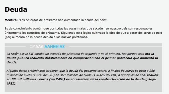 Texto con traducción autómatica, para hacerlo más legible. http://www.truthteam.gr/node/31
