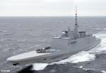 Fragatas FREMM francesas