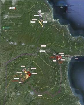 Impacto de la minería en la región