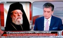 "Arzobispo TV ""Europa quiere estrangularnos. Estábamos mejor con libras"""