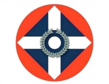 Símbolo del partido de extrema derecha LAOS