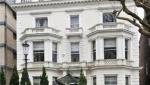 Casa del embajador griego en Londres vendida